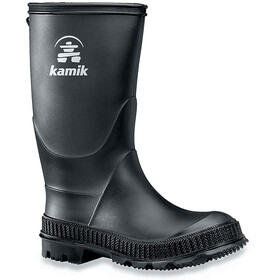 Kamik Stomp Rubber Boots Kinder black